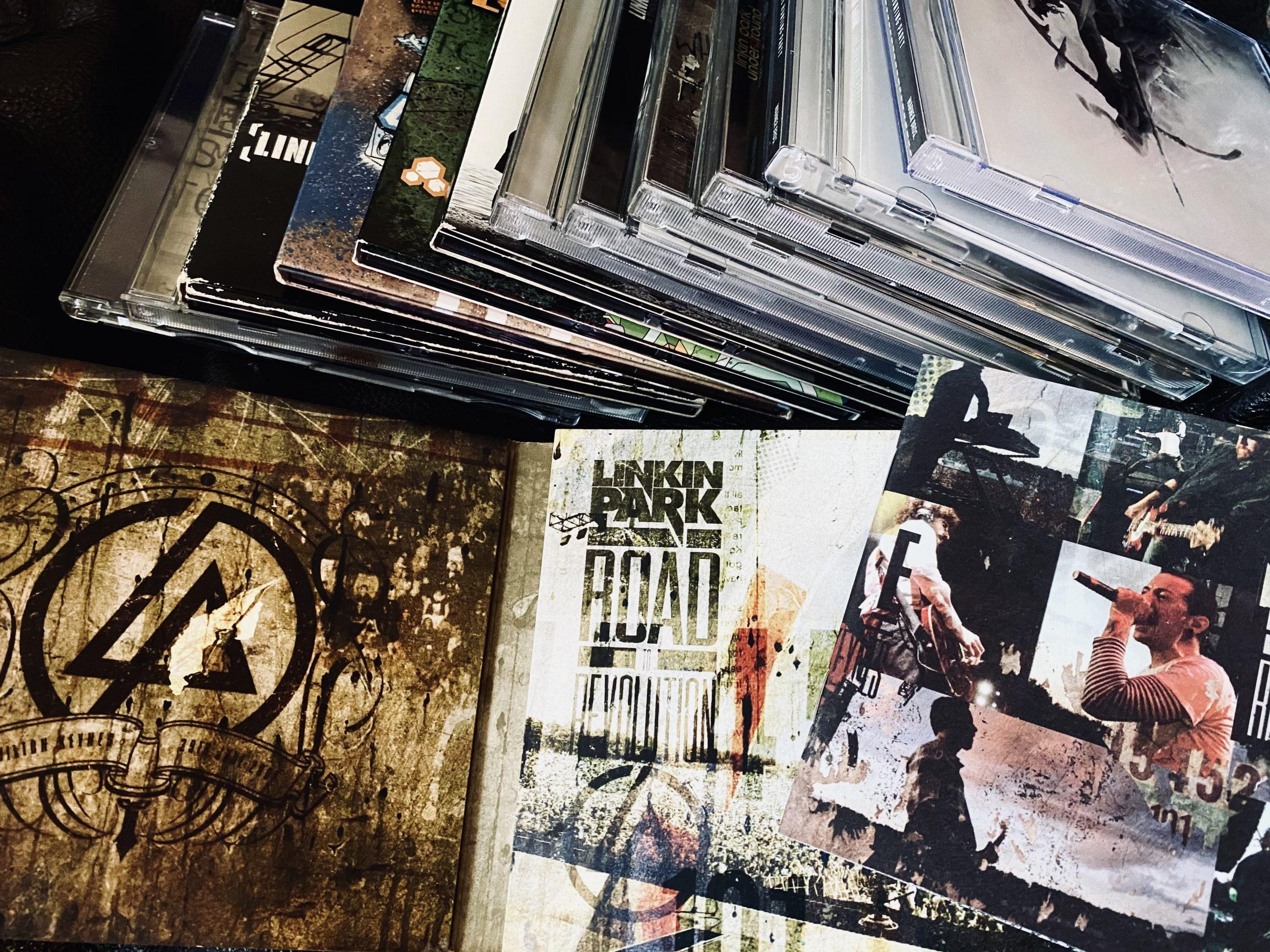 リンキンパークCDコレクション