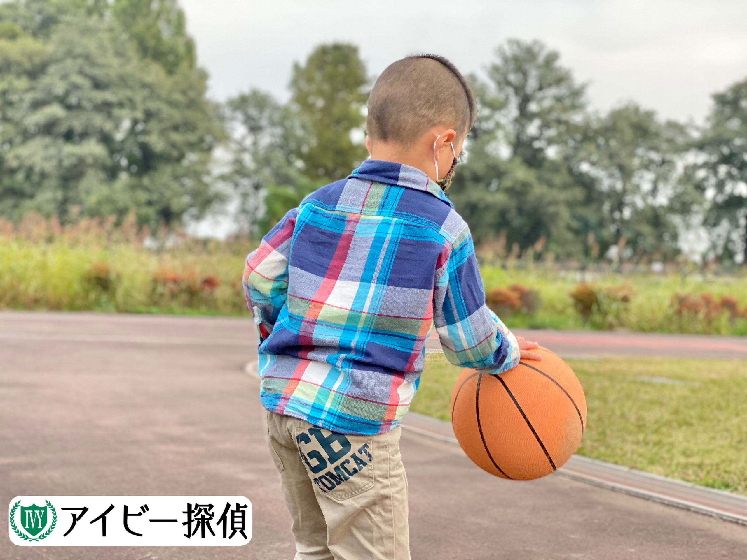 和希のバスケ(広告)
